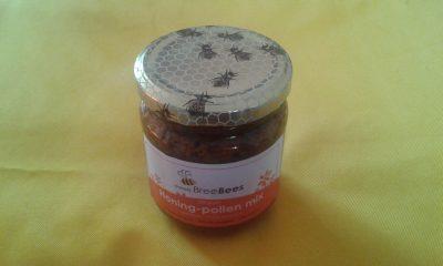 stuifmeel in honing kopen
